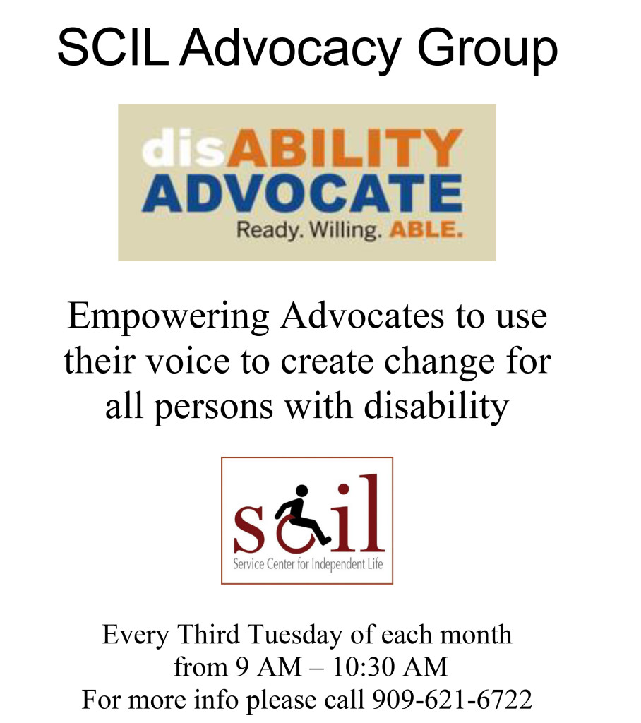 SCIL Advocacy Group